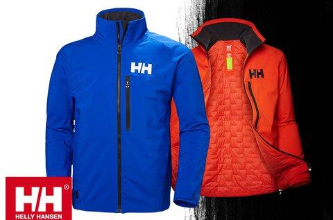 Helly Hansen HP Racing Midlayer férfi dzseki