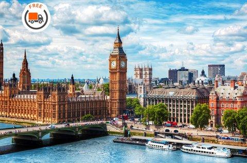 Látogatás a sokszínű brit fővárosban, Londonban