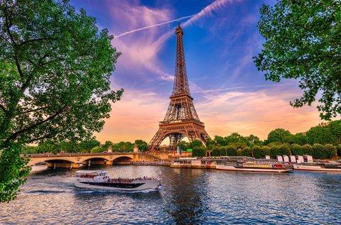 Látogatás a bohém francia fővárosban, Párizsban