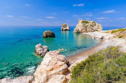 6 napos vakáció a szerelem szigetén, Cipruson