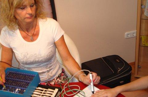 Elektroakupunktúrás életintolerancia szűrés