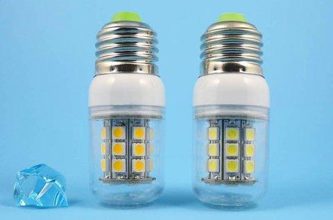Energiatakarékos LED izzó E27 foglalattal