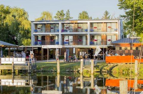 6 napos vízparti vakáció Balatonmáriafürdőn