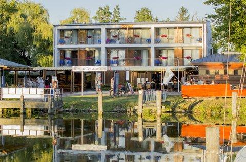 6 napos fantasztikus vakáció Balatonmáriafürdőn
