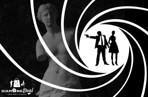 Hajsza a milói Vénuszért kémjáték pároknak