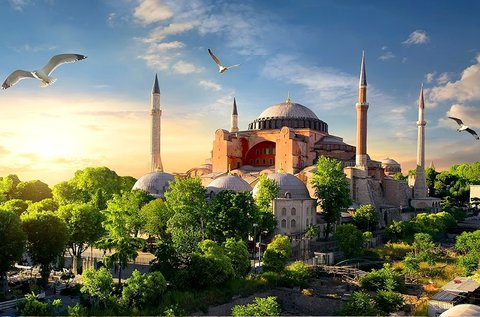 Nyári vagy őszi kirándulás Isztambulban, busszal