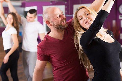 Társastánc havi bérlet választható táncstílussal