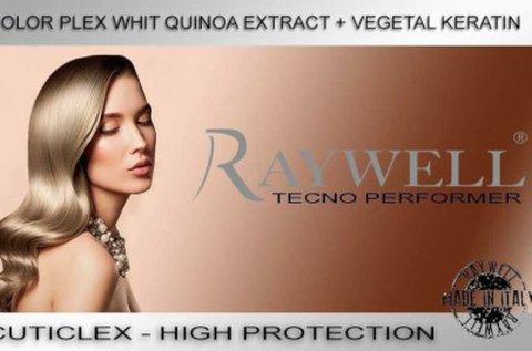 Raywell Botox Hairgold hajújjáépítő kezelés