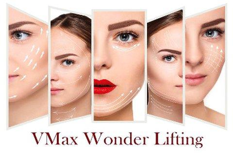 VMax Wonder Lifting intenzív ránctalanító kezelés