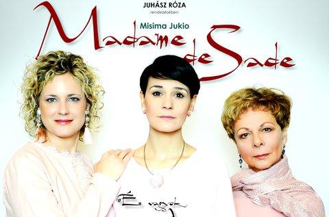 Madame de Sade a Spirit Színházban