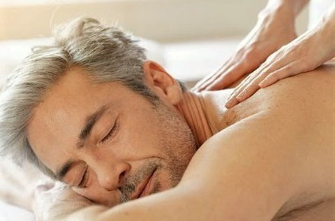 Teljes testes 45 perces relaxáló svédmasszázs