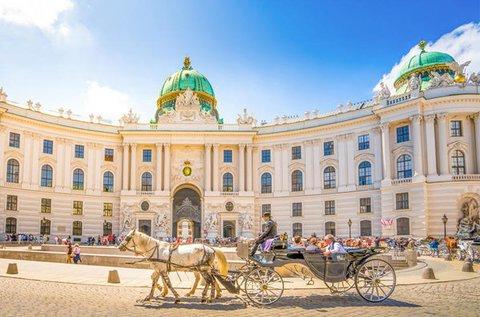 Bécsi városnézés a családdal egész évben