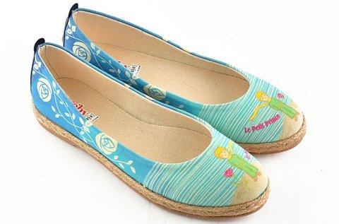 Goby vidám női cipők több méretben