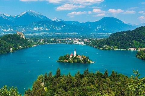 Buszos körutazás a varázslatos Szlovéniában