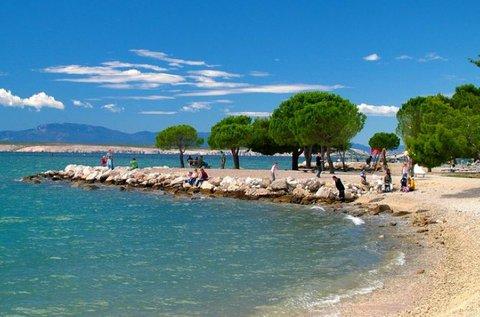 5 napos családi nyaralás a horvát tengerparton