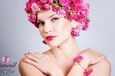 Mezoterápiás és ultrahangos arcfiatalítás