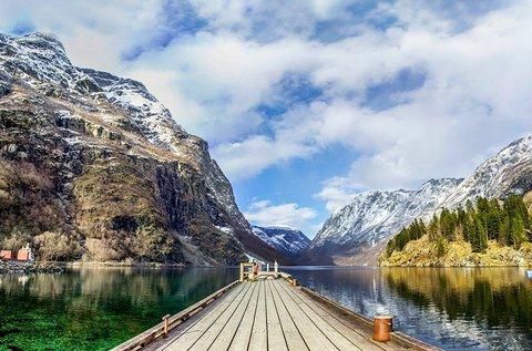 Nyári körutazás a fjordok világában, Skandináviában