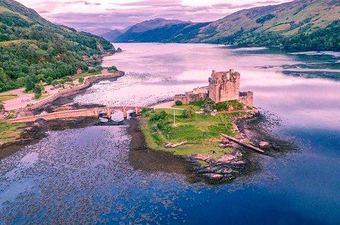 8 napos őszi utazás a legendák földjén, Skóciában