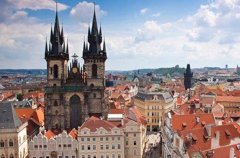 3 napos hangulatos pihenés a száztornyú Prágában