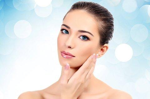 Fiatalosan üde arcbőr GIGI Plasma G kezeléssel