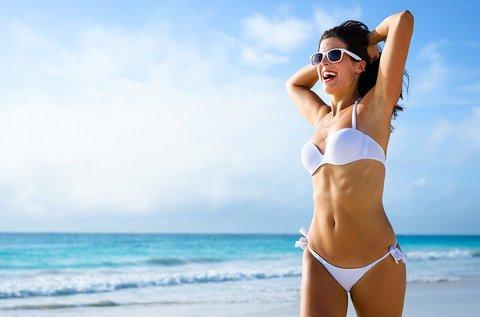 E-light szőrtelenítés hónaljon vagy bikinivonalon