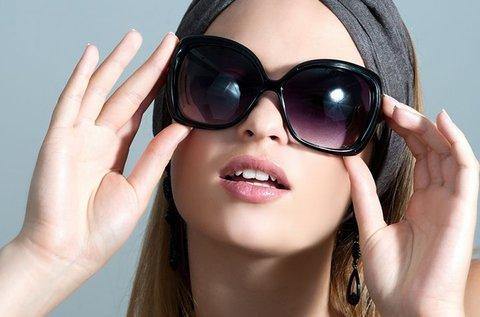 Divatos napszemüveg készítése látásvizsgálattal