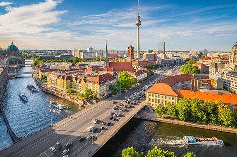 Augusztusi városlátogatás a mesés Berlinben