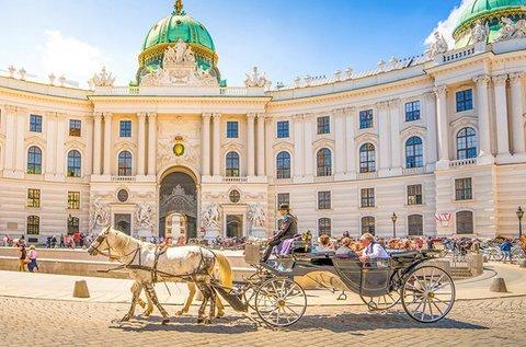 3 napos kiruccanás Bécsbe, egész évben