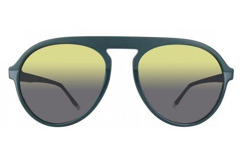 Calvin Klein sötétzöld férfi napszemüveg