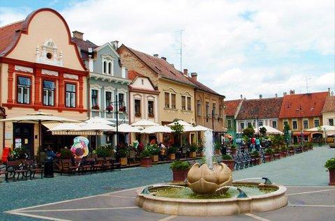 Kisvárosi nyüzsgés és wellness Kőszegen