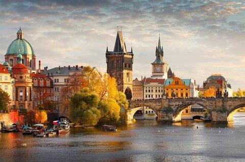 Buszos kirándulás Prágába sörgyár látogatással