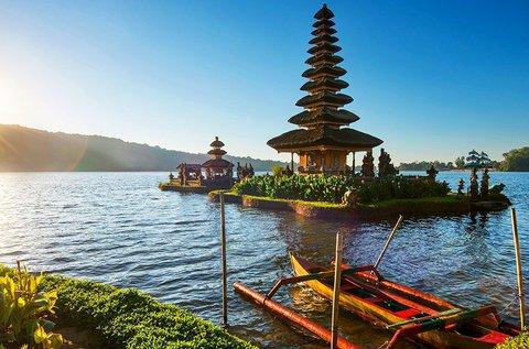 Októberi trópusi utazás Bali szigetére repülővel