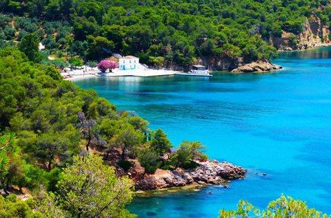 5 csillagos tengerparti luxus nyaralás Xylokastróban