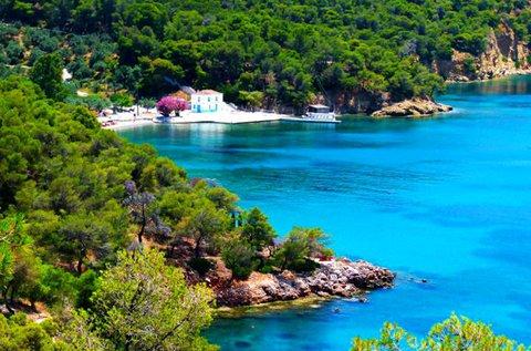 Görögországi luxus nyaralás hajókirándulással