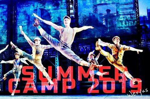 1 hetes nyári tánctábor gyerekeknek és felnőtteknek