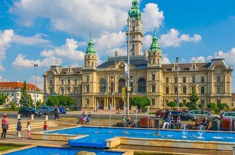 3 napos kikapcsolódás Győr barokk belvárosában