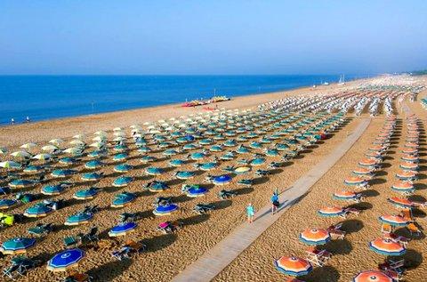 8 napos vakáció 4-6 főre az Adriai-tenger partján