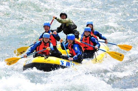 Rafting és kanyoning 2 fő részére Szlovéniában