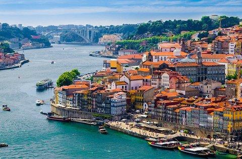 4 napos látogatás a sokszínű Portóban repülővel