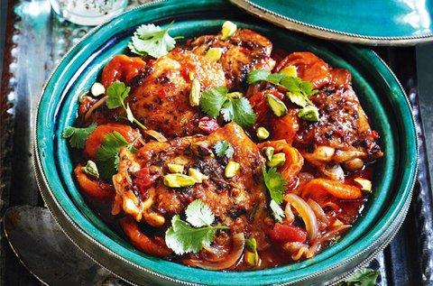 4 órás marokkói főzőest étel- és italfogyasztással