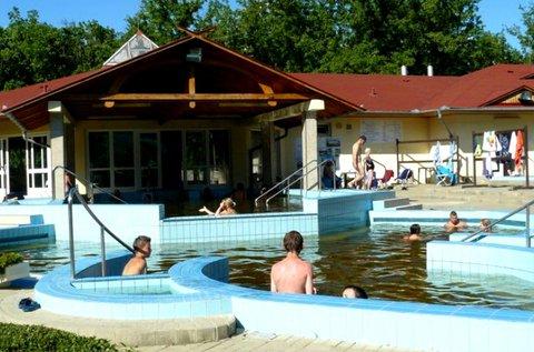 Relaxáló nyári hétköznapok Füzesgyarmaton