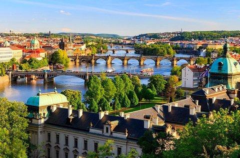 3 napos nyári vagy őszi kikapcsolódás Prágában