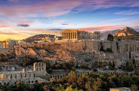 4 napos nyár végi vagy őszi barangolás Athénban