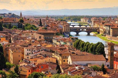3 napos nyári barangolás Firenzében, hétvégén is