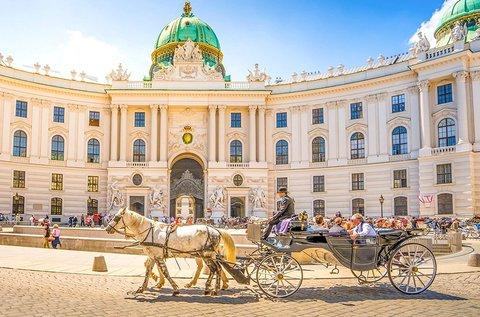 Élménydús utazás az osztrák fővárosba, Bécsbe