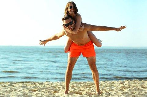 1 hetes üdülés az Olympic Beach-en, buszos úttal