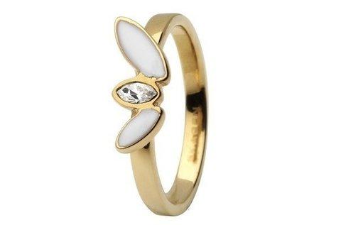 Skagen aranyszínű gyűrűk nőknek