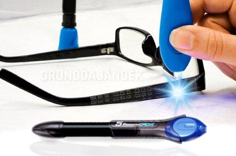 2 db rendkívül tartós UV ragasztó toll