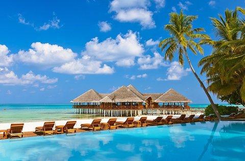 1 hetes vakáció az édeni Maldív-szigeteken