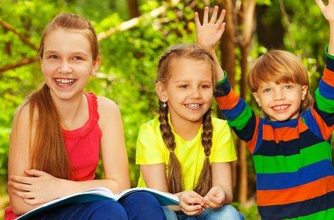 Napközis gyermektábor programokkal Sástón